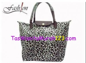 Tas Bahu Simple Animal Folding Coklat