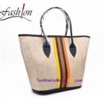 Tas Bahu Center Colour Hitam
