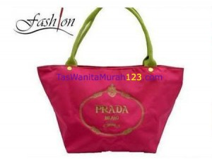 Tas Bahu Simple High End Pink