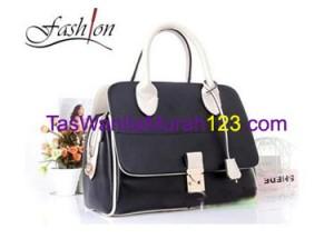 Toko Tas Online Menjual Tas Bahu Simple Clip Black