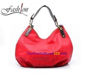 Tas Bahu Simple Shoulder Belt Merah