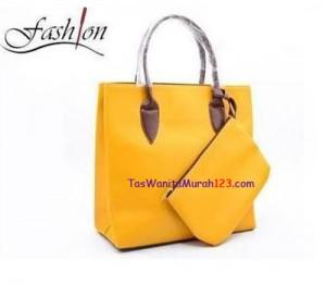 Tas Wanita Terbaru 2012 Kuning