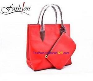Tas Wanita Terbaru 2012 Merah