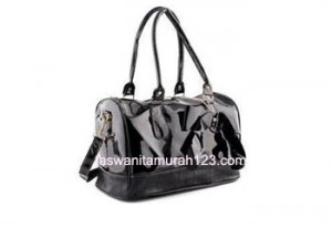 tas wanita murah furla croco ribbon hitam