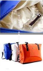 tas wanita murah tipe furla tote biru