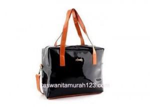 tas wanita murah tipe furla tote hitam