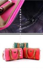 Tas Wanita Murah Two Belt Pink