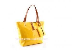 Tas Wanita Murah Tipe Simple Inline Klip Kuning