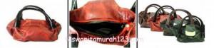 Tas Tangan Mini Lux Klip MerahTua