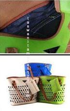Tas Wanita Murah PR Perforated Summer Green
