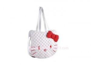Tas Hello Kitty Head Putih