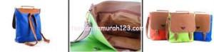 Tas Wanita Murah PR 3 In 1 Hijau Stabilo