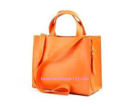 Tas Wanita Murah ZR Tote Orange