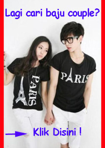 Baju Couple Murah Banner