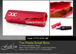Tas Pesta Murah Small Bros Merah