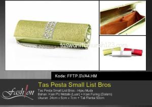 Tas Pesta Murah Small List Bros 2 Hijau Muda