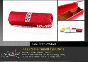 Tas Pesta Murah Small List Bros 2 Merah