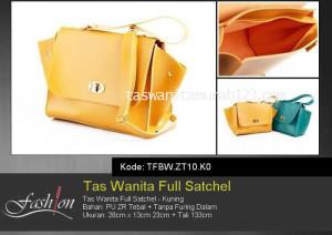 Tas Wanita Murah Full Satchel Kuning