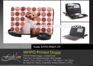 Dompet Wanita WHPO Printed Cute Pets PWC1 CP