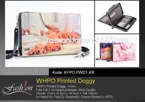 Dompet Wanita WHPO Printed Cute Pets PWC1 KR