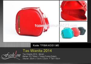 Tas Wanita Trend 2014 Merah