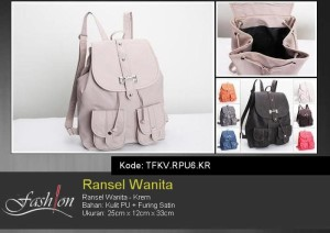 tas wanita murah tipe tfkv-rpu6-kr