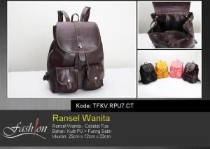 tas wanita murah tipe tfkv-rpu7-ct