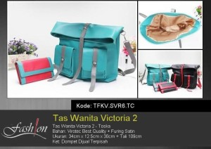 Tas Wanita Murah Tipe TFKV-SVR6-TC