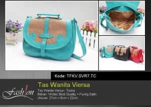 Tas Wanita Murah Tipe TFKV-SVR7-TC