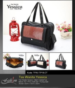 foto tas wanita terbaru tfkv-tp18-ct