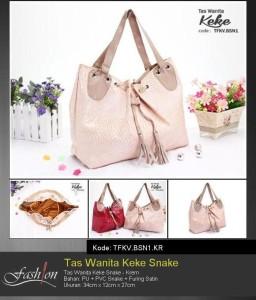tas wanita elegan tfkv-bsn1-kr