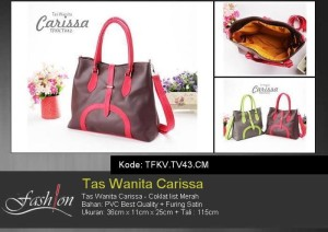 tas wanita trendy tfkv-tv43-cm