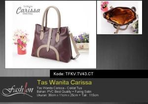 tas wanita trendy tfkv-tv43-ct