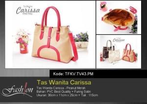 tas wanita trendy tfkv-tv43-pm