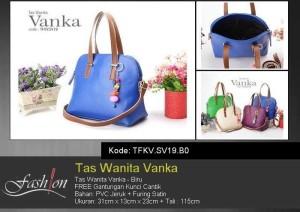 Jual Tas Wanita Import Murah TFKV-SV19-BO